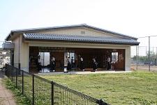 弓道場(射場)