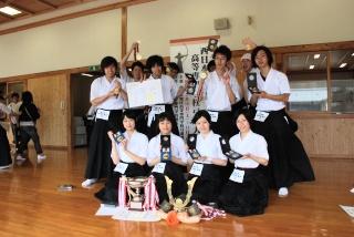 第40回西日本地区高等専門学校弓道大会2