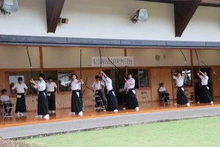 第40回西日本地区高等専門学校弓道大会3