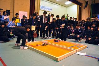 ロボットコンテスト1