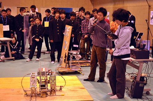 ロボットコンテスト3