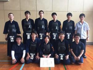 H27_九州沖縄地区高専大会(剣道)