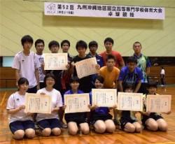 H27_九州沖縄地区高専大会(卓球)