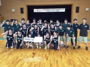 H27_九州沖縄地区高専大会(バスケットボール男子)