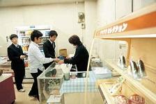 軽食コーナー・売店